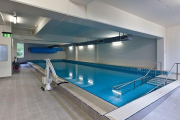 Lawrence Hargraves Hydrotherapy Pool
