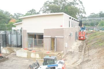 West Ryde Substation