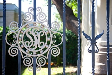 St Joseph's College Gladesville Gates