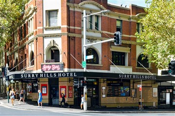 Surry Hills Hotel