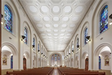 St Joseph's College Chapel